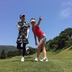 ゴルフスコアアップの鍵…今の私には、パター数とボキーオンする事が課題‼︎