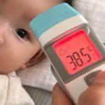 生後3ヶ月予防接種の副反応…発熱。。